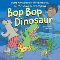 Bop Bop Dinosaur Book