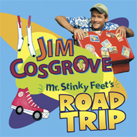 Mr. Stinky Feet's Road Trip